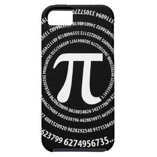 Pi Number Spiral Design iPhone SE/5/5s Case