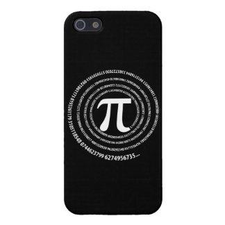Pi Number Spiral Design iPhone SE/5/5s Cover