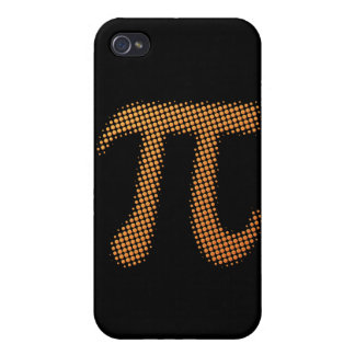 Pi Number Symbol iPhone 4 Case