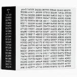 pi numbers, Math Love, 3 Ring Binder