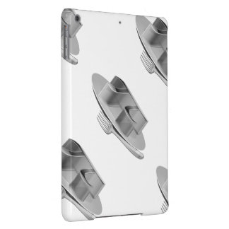 Pi on a Silver Platter iPad Air Covers