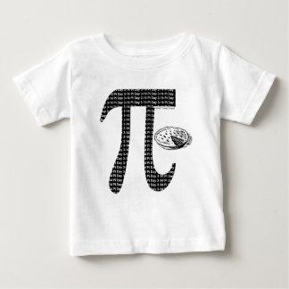 Pi One Pie Baby T-Shirt