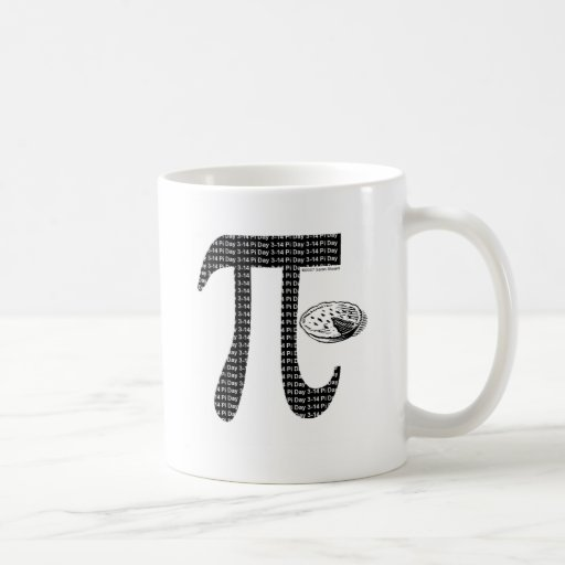 Pi One Pie Coffee Mug