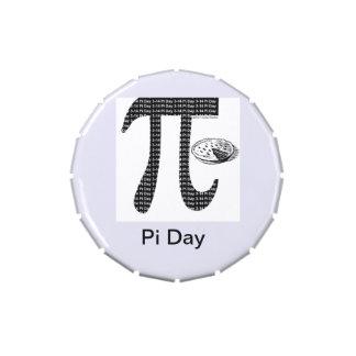 Pi One Pie Jelly Belly Tin