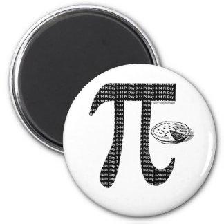 Pi One Pie Magnet