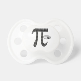 Pi One Pie Pacifier