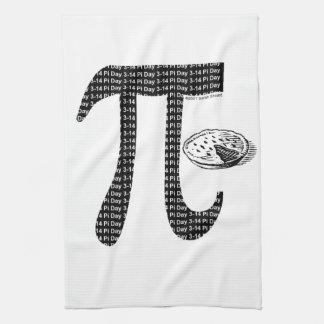 Pi One Pie Towels