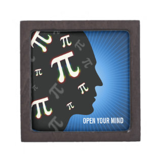 Pi - Open Your Mind   Geek Gift Box