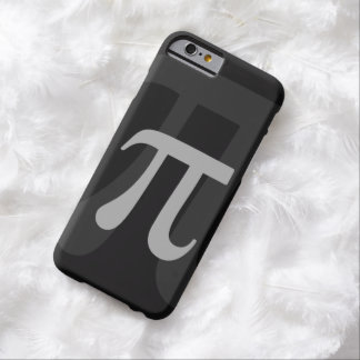 Pi oscuro funda barely there iPhone 6