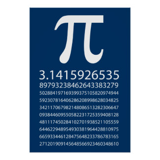 Pi Posters