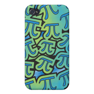 Pi Party iPhone 4/4S Covers
