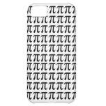 Pi Pattern Black Case For iPhone 5C