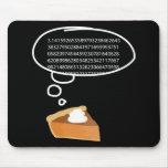 Pi Pie 3.14 Mouse Pads
