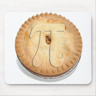 PI PIE CRUST! Cutie Pie - Celebrate Pi Day! π Mouse Pad