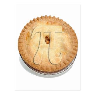 PI PIE CRUST! Cutie Pie - Celebrate Pi Day! π Postcard