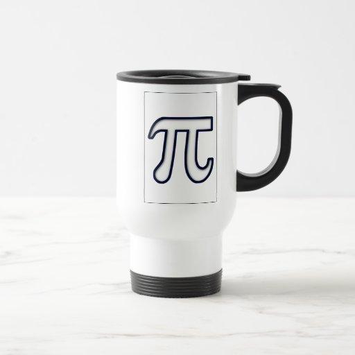 Pi - Plantilla Tazas De Café