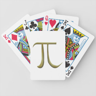 PI BICYCLE CARD DECK