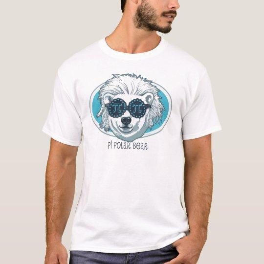 Pi Polar Bear T-Shirt