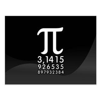 Pi Postcard