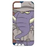 PI private eye spy sneaky elephant iPhone 5 Covers