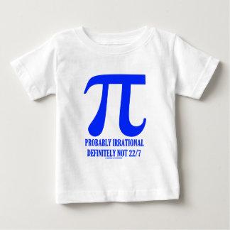 Pi Probably Irrational Definitely Not 22/7 (Blue) Shirt