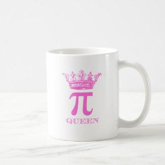 Pi Queen Coffee Mug
