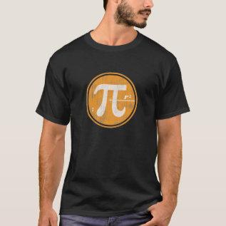 Pi R2 T-shirt at Zazzle