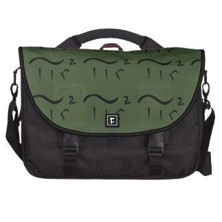 Pi r Squared Commuter Bag