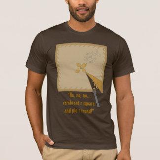 Pi R Squared. T-Shirt