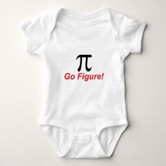 Pi Radius 3.14 Baby Bodysuit