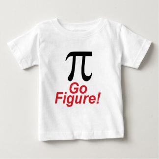 Pi Radius 3.14 Baby T-Shirt