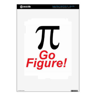 Pi Radius 3.14 Decal For iPad 3