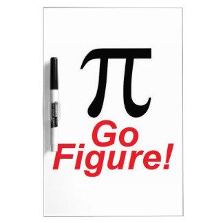 Pi Radius 3.14 Dry-Erase Whiteboard
