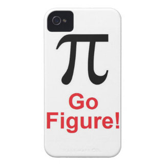Pi Radius 3.14 iPhone 4 Case