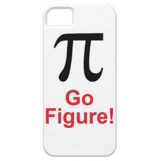 Pi Radius 3.14 iPhone SE/5/5s Case