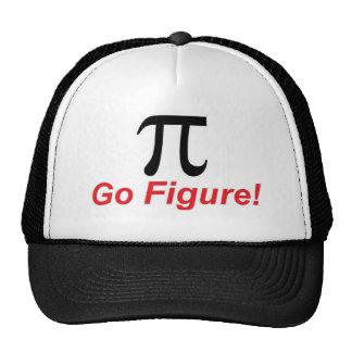 Pi Radius 3.14 Trucker Hat
