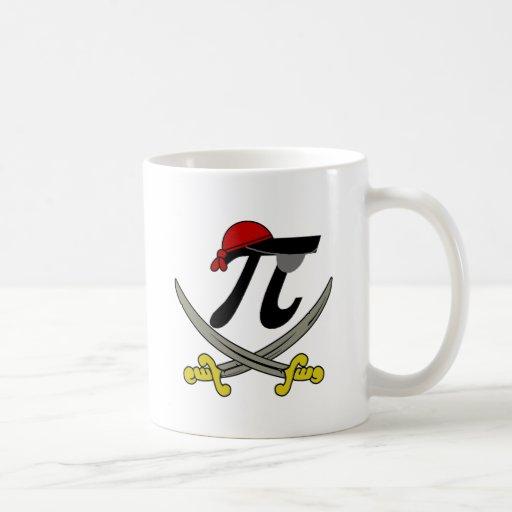 Pi - Rate Classic White Coffee Mug