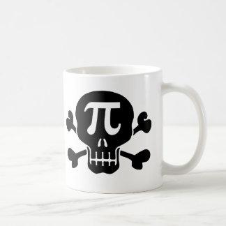 Pi rate coffee mug