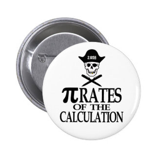Pi-Rates of the Calculation Pinback Button