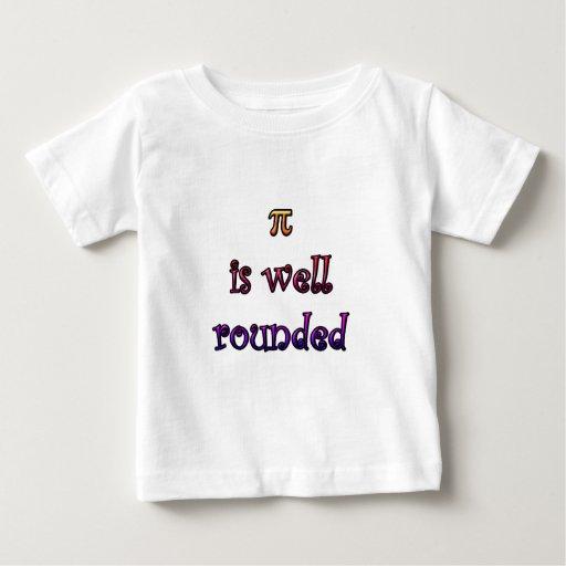 Pi redondo t shirt