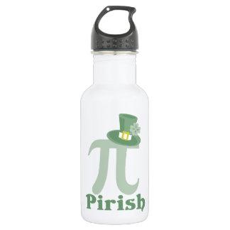 """Pi-rish"" 18oz Water Bottle"