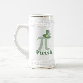"""""""Pi-rish"""" Beer Stein"""