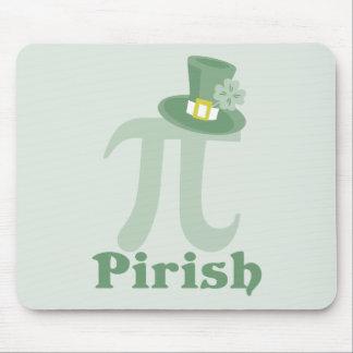 """""""Pi-rish"""" Mouse Pad"""