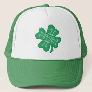 Pi-Rish Party Gear from Mudge Studios Trucker Hat