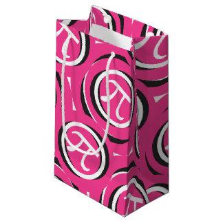 Pi rosados - Fiesta del día del pi Bolsa De Regalo Pequeña