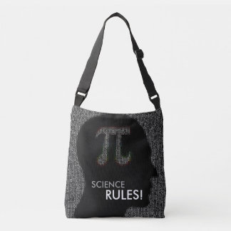 Pi - SCIENCE RULES | Nerd Gifts Tote Bag