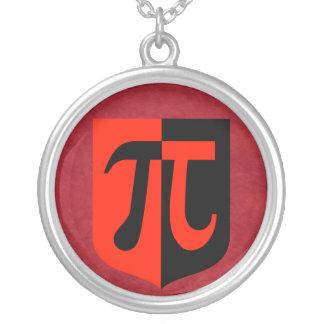 Pi Shield Necklaces
