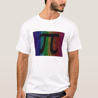 Pi Sign Black T-Shirt