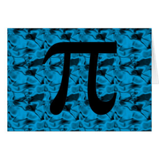 Pi Sign Card