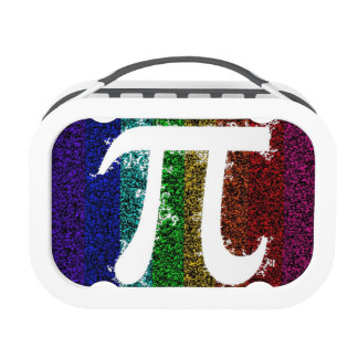 Pi Sign Electric Lunch Boxes